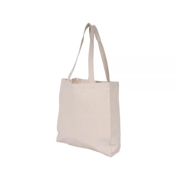 Custom Recycled Canvas Tote Bag