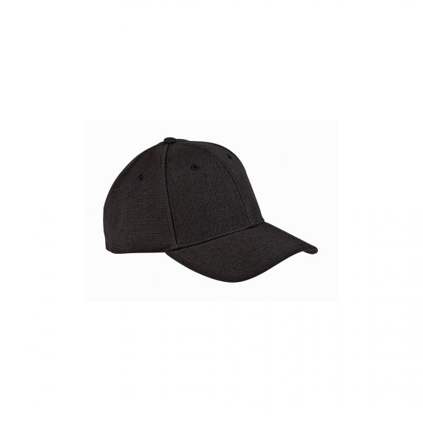 Eco-Friendly Baseball Cap Black
