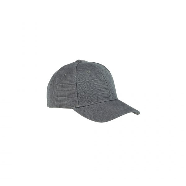 Eco-Friendly Baseball Cap Charcoal
