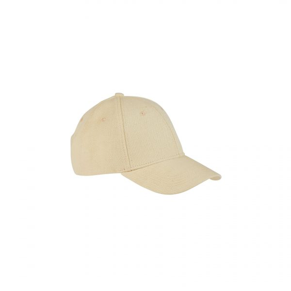 Eco-Friendly Baseball Cap Natural