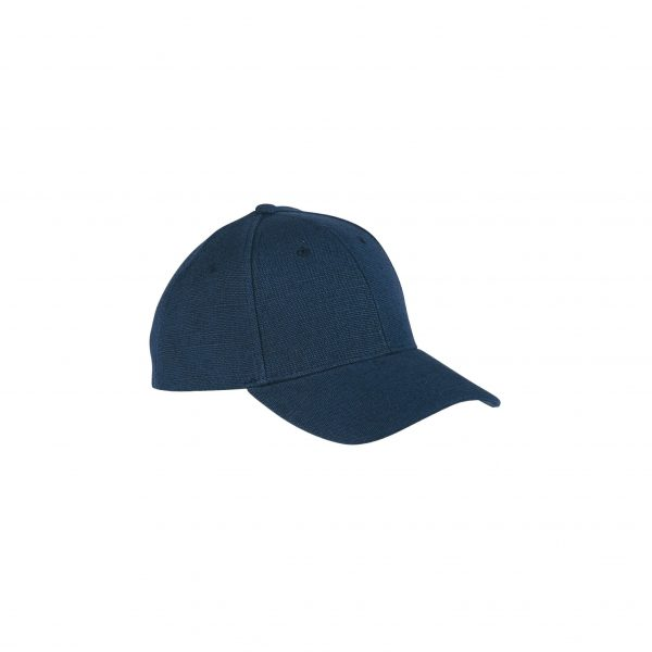 Eco-Friendly Baseball Cap Navy
