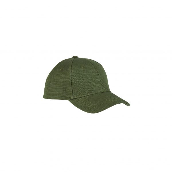 Eco-Friendly Baseball Cap Olive