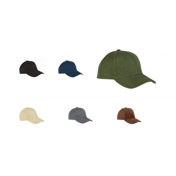 Eco-Friendly Baseball Cap Thumbnail