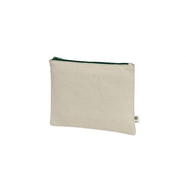 Eco-Friendly Pouch Green