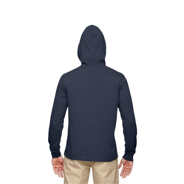 Eco-Friendly Pullover Hoodie Water Back