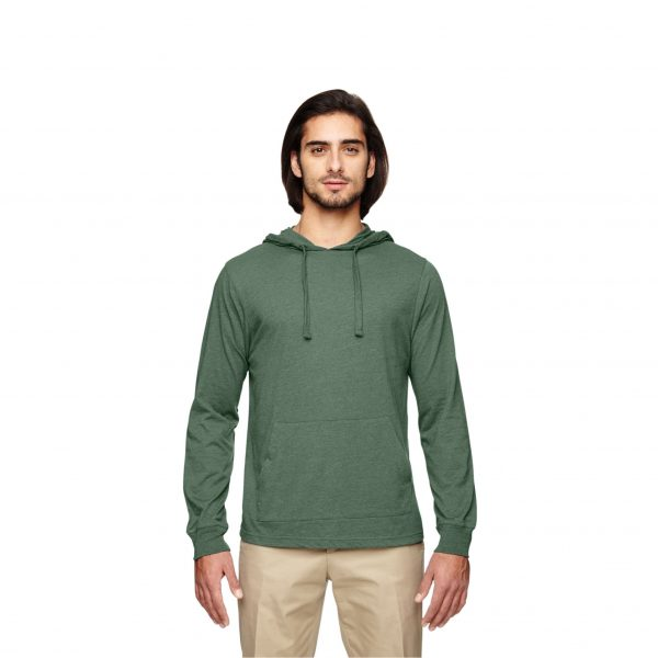 Eco-Friendly Pullover Hoodie Green
