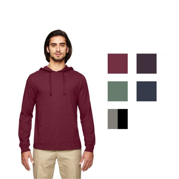 Eco-Friendly Pullover Hoodie Thumbnail