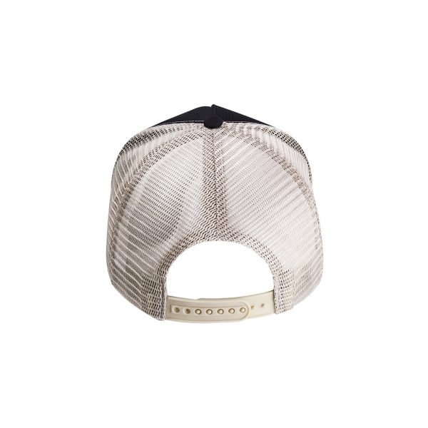 Eco-Friendly Semi-Curve Hat Black Back
