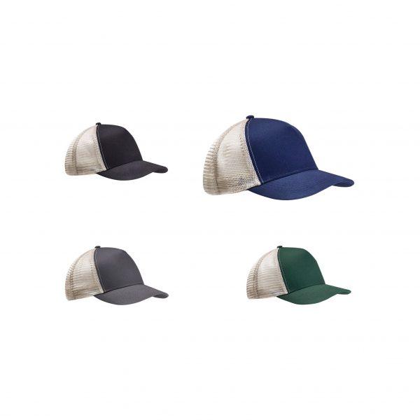 Eco-Friendly Semi-Curve Hat Thumbnail