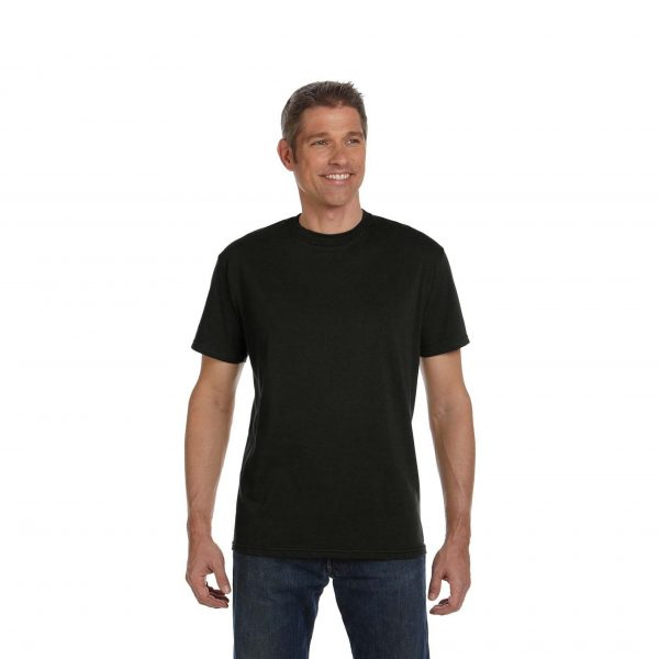 Eco-Friendly Short Sleeve Black