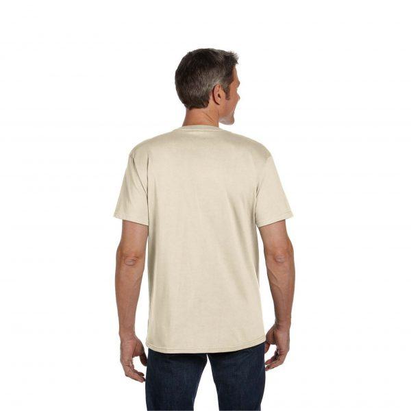 Eco-Friendly Short Sleeve Natural Back