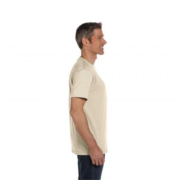 Eco-Friendly Short Sleeve Natural Side