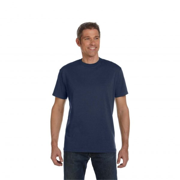Eco-Friendly Short Sleeve Pacific Blue