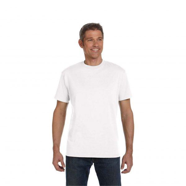 Eco-Friendly Short Sleeve White