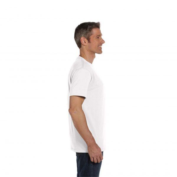 Eco-Friendly Short Sleeve White Side