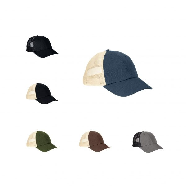 Eco-Friendly Soft Trucker Hat Thumbnail