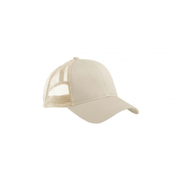 Eco-Friendly Trucker Hat Oyster/Oyster