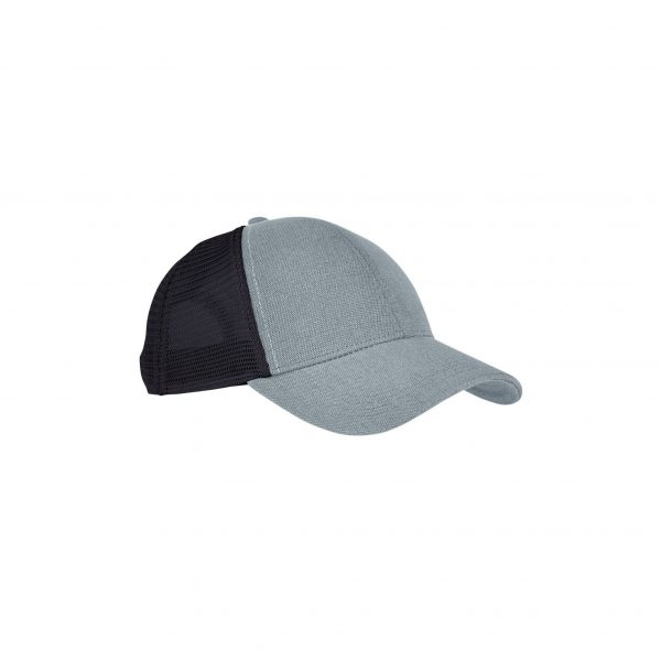 Eco-Friendly Unisex Trucker Cap Charcoal