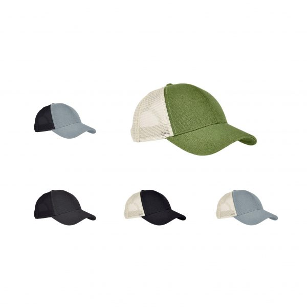 Eco-Friendly Unisex Trucker Cap Thumbnail