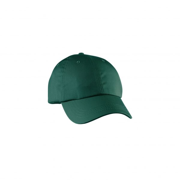 Eco-Friendly Unstructured Baseball Cap Green