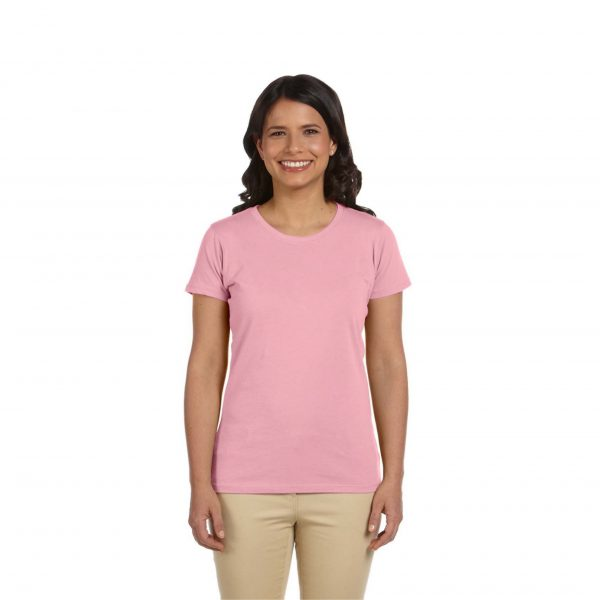 Eco-Friendly Women's T-Shirt Pink