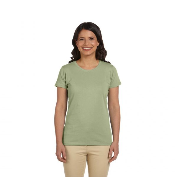 Eco-Friendly Women's T-Shirt Green