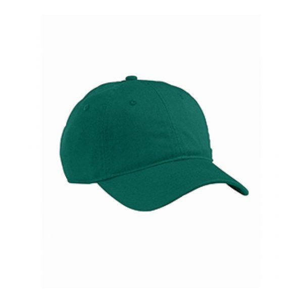 Organic Cotton Baseball Hat Green