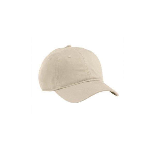 Organic Cotton Baseball Hat Oyster