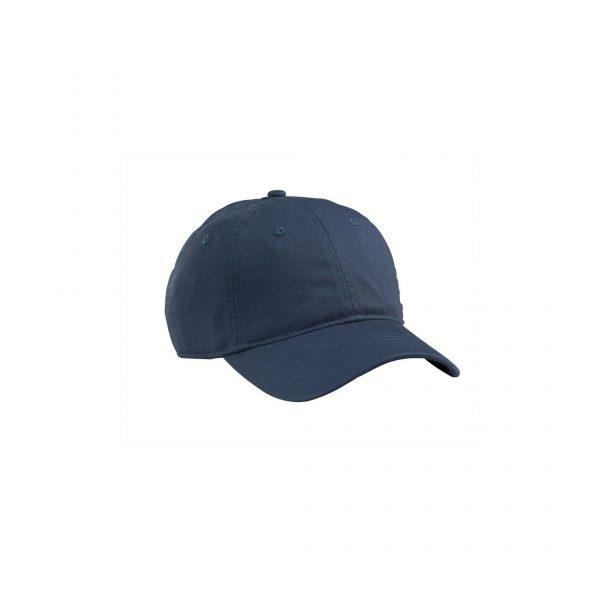 Organic Cotton Baseball Hat Pacific Blue