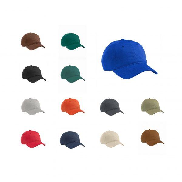 Organic Cotton Baseball Hat Thumbnail