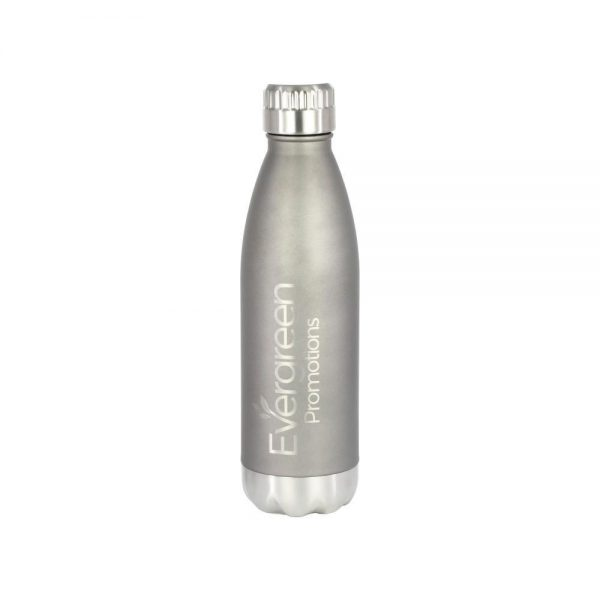 Personalized Stainless Steel Water Bottle Closed Cap